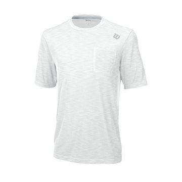 Produkt Wilson Textured Crew White