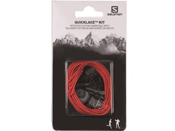 Produkt Salomon Quicklace Kit Red 326674