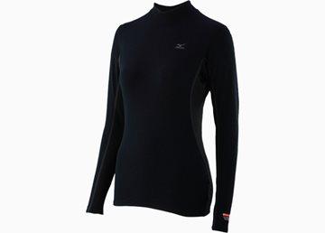 Produkt Mizuno Middleweight L/S Highneck Shirt 73CL15209