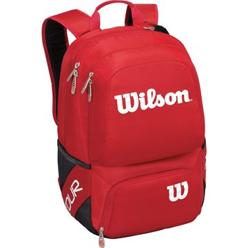 Produkt Wilson Tour V Backpack SM Red