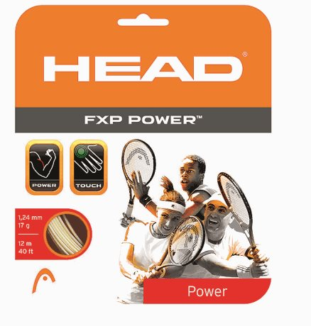 HEAD FXP Power 12m 1,25 Natural