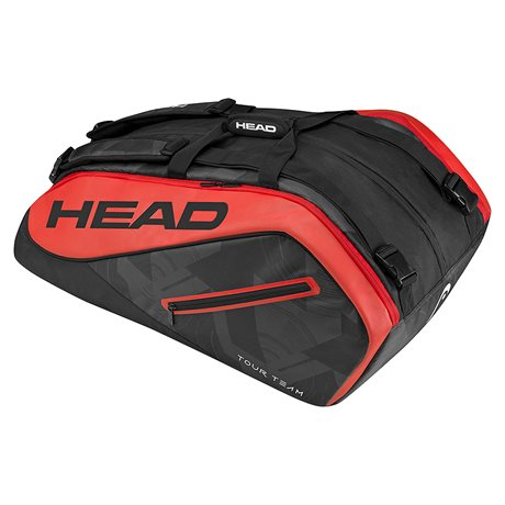 HEAD Tour Team 12R Monstercombi Red 2017