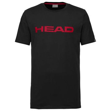 Produkt HEAD Club Ivan T-Shirt Men Black/Red