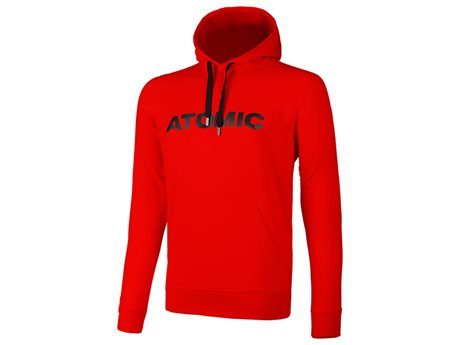 Atomic Alps Hoodie Bright Red