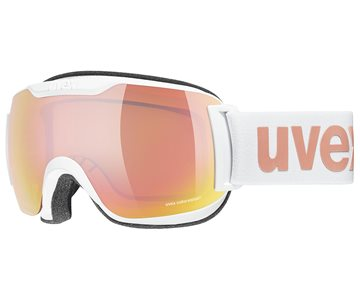 Produkt UVEX DOWNHILL 2000 S CV white/mir rose colorvision orange S5504471030 20/21