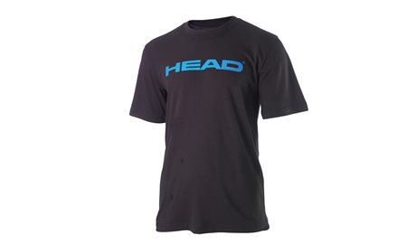 HEAD Ivan T-Shirt Men Black