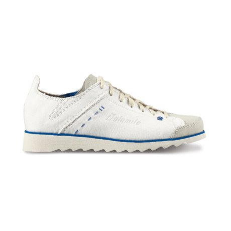 Dolomite Cinquantaquattro Travel Canvas White Royal