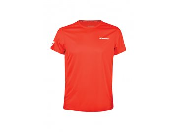 Produkt Babolat Flag Tee Men Core Club Fluo Red