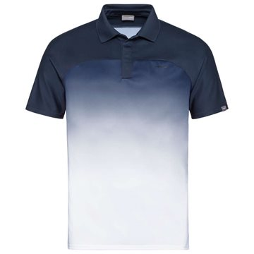 Produkt HEAD Performance Polo Shirt Men Dark Blue/Infinity Blue