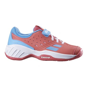 Produkt Babolat Pulsion All Court Kid Pink/Sky Blue