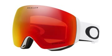Produkt OAKLEY Flight Deck XM Matte White w/PRIZM Snow Torch Iridium 20/21