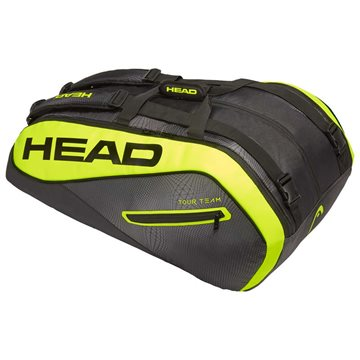 Produkt Head Tour Team Extreme 12R Monstercombi Black/Yellow 2019
