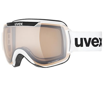 Produkt UVEX DOWNHILL 2000 V white/mir silver vario clear S5501231130 20/21