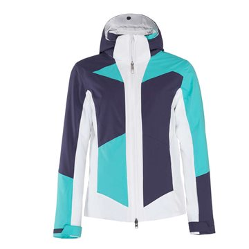 Produkt Head Sierra Jacket Women Navy/Turquoise
