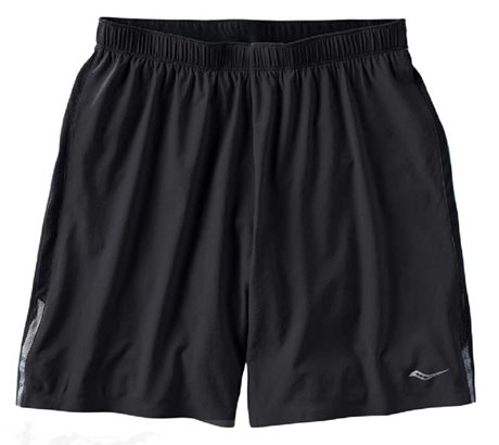 SAUCONY Interval 2-1 short/black