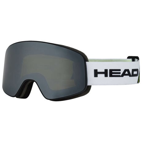 HEAD HORIZON RACE white/lime + SpareLens 18/19