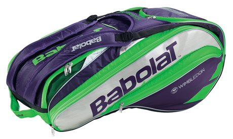 Babolat Pure Strike Racket Holder X12 Wimbledon 2016