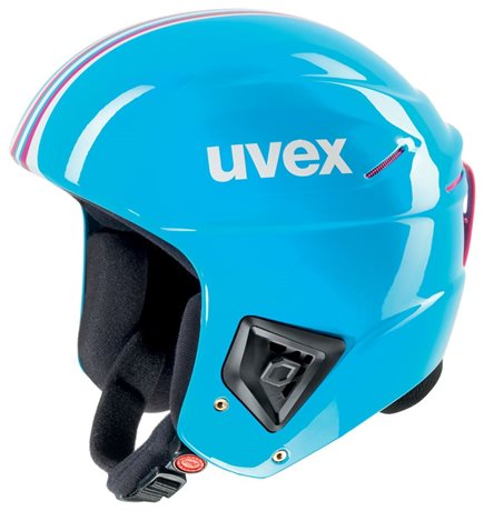 UVEX RACE + cyan pink S566172400 16/17