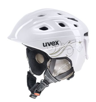 Produkt UVEX FUNRIDE 2 LADY white/gold S566150160 16/17