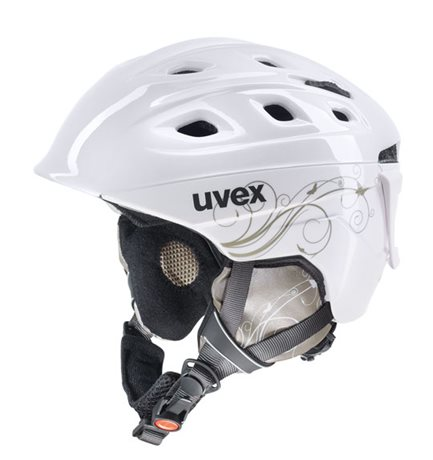 UVEX FUNRIDE 2 LADY white/gold S566150160 16/17