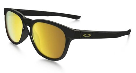 OAKLEY Stringer Polished Black w/ 24K Iridium
