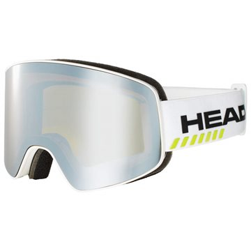 Produkt HEAD HORIZON RACE white + SPARE LENS 19/20