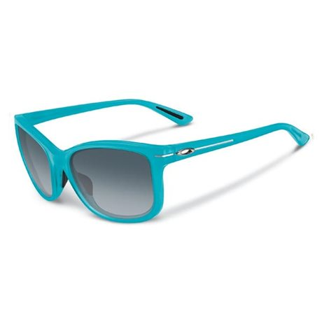 OAKLEY Drop In Frstd Illum Blue/BlkGryGrad