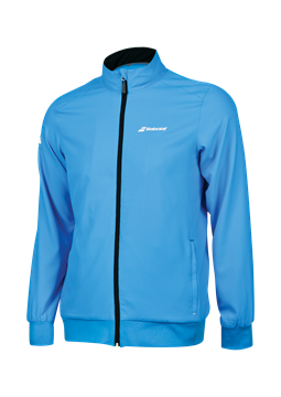 Produkt Babolat Core Boy Club Jacket Diva Blue