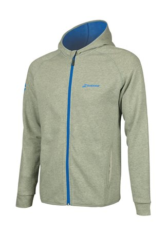 Babolat Hood Sweat Men Core Grey