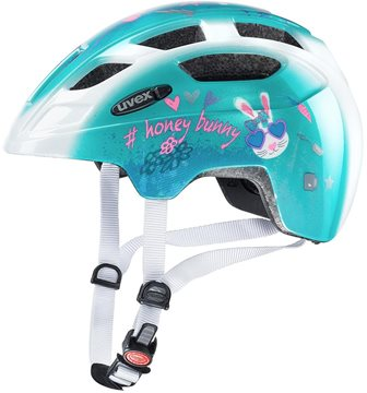 Produkt UVEX FINALE JUNIOR, HONEY BUNNY (51-55 cm) 2019
