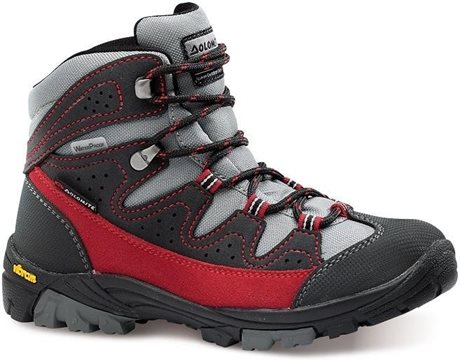 Dolomite Marmotta WP Junior Red/Grey