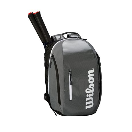 Wilson Super Tour Backpack Grey 2019