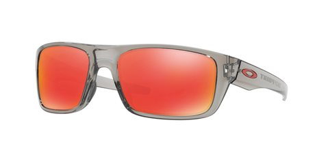 OAKLEY Drop Point Grey Ink w/ Ruby Irid