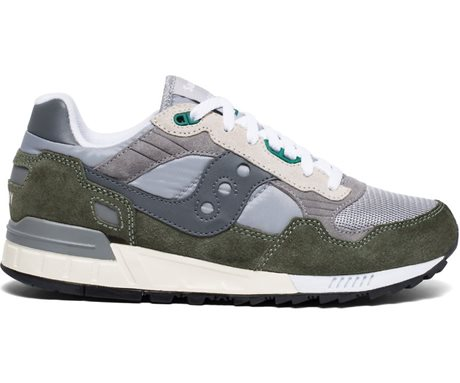 Saucony Shadow 5000 Vintage Grey/Green