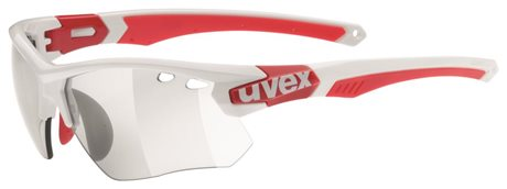 UVEX SGL 109 VARIO, WHITE RED