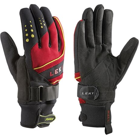 Leki Thermoshield red 63380793