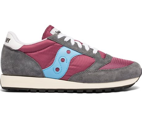 Saucony Jazz Original Vintage Purple/Grey/Blue
