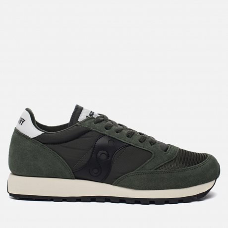 Saucony Jazz Original Vintage Green/Black