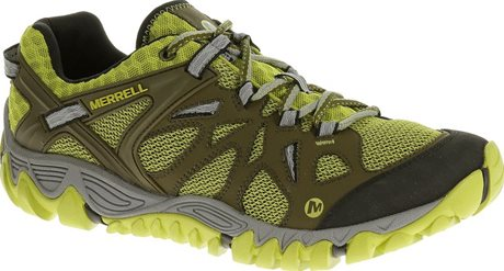 Merrell All Out Blaze Aero Sport Beech/Green J65099