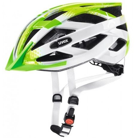 UVEX HELMA AIR WING, LIME WHITE 19/20