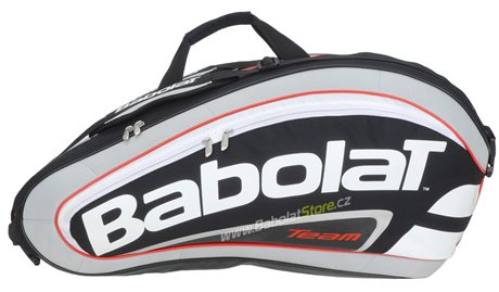 Babolat Team Line Racket Holder Black X12 2012