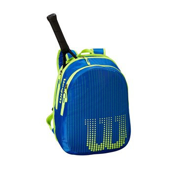Produkt Wilson Junior Backpack Blue/Yellow
