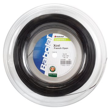 Produkt Babolat Xcel French Open Black 200m 1,30