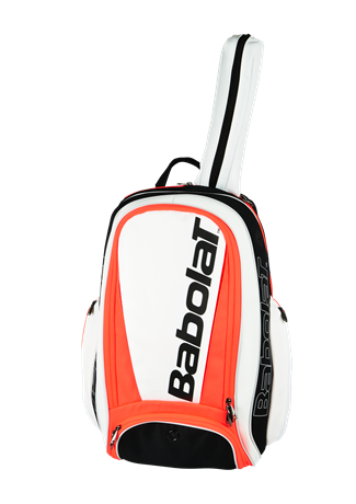 Babolat Pure Strike Backpack White/Red 2018