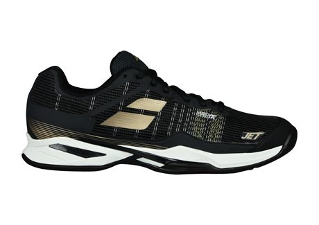 Babolat Jet Mach I Clay Men Black/Champain
