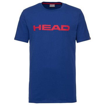 Produkt HEAD Club Ivan T-Shirt Men Royal Blue/Red