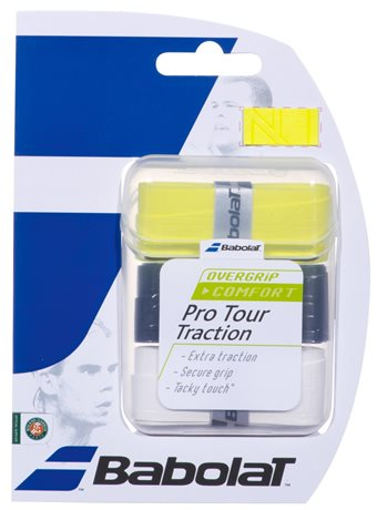 Babolat Pro Tour Traction X3 Assorted