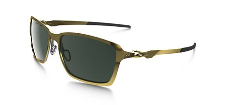 OAKLEY Tincan Polished Gold w/ Dark Grey