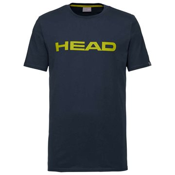 Produkt HEAD Ivan T-Shirt Junior Dark Blue/Yellow