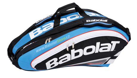 Babolat Team Line Racket Holder Blue X9
